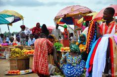 Marché de Dembé N'Djaména, Tchad