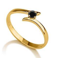 Handmade 1.10Ct Black Simulated Diamond 925 Silver Women Ring@No Reserve #chanvan #Solitaire