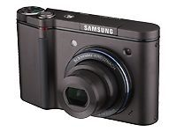 Samsung NV20 12.1 Megapixel 3x Optical/5x Digital Zoom Digital Camera (Black)