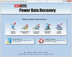 The best recovery software.