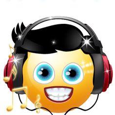 Great music emoticon!
