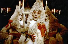 Draghtsman's contract by Peter Greenaway