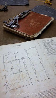 sartoria-tofani: My father always said: never stop studiyg and never stop learning. Sartoriatofani@gmail.com