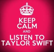 keep calm and love Taylor Swift everybody!