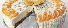Fantastický krém do dortu, který chutná jako zmrzlina   NejRecept.cz Cheesecake, Dairy, Food, Cheesecakes, Essen, Meals, Yemek, Cherry Cheesecake Shooters, Eten