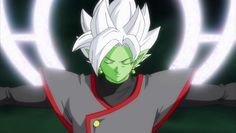 Zamasu-Black Goku fusion