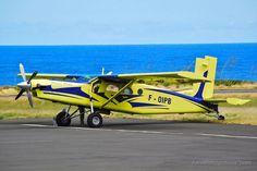 Para-Club de Bourbon - CEP de la Reunion Pilatus PC-6/B2-H2 Turbo Porter F-OIPB (cn 661) ZSE.2008 by CHR