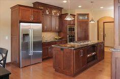 Kitchen from Radue Homes