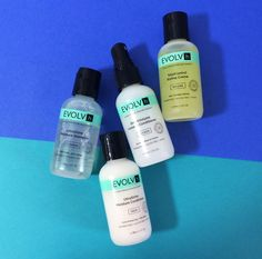 EVOLVh Volume Discovery Kit -- Natural, cruelty free and vegan from @evolvh