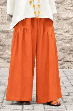Kaliyana pant in papaya, in another colour please !
