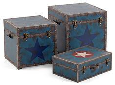 STAR-säilytyslaatikot