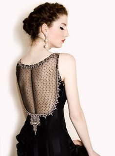 Love this back for a salwar suit