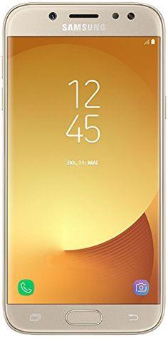 "awesome Samsung Galaxy J5 (2017) SM-J530F SIM doble 4G 16GB Oro - Smartphone (13,2 cm (5.2""), 1280 x 720 Pixeles, Plana, SAMOLED, 16 million colours, 16:9)"