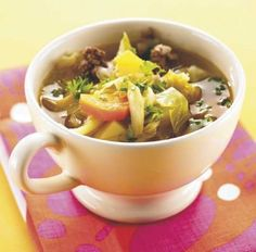 Kaalikeitto - Finnish cabbage soup