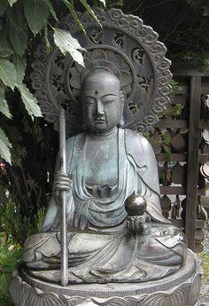 JIZO   Jizo Bodhisattva (bodhisattva ksitigarbha) Buddha : More At FOSTERGINGER @ Pinterest