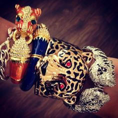 Like this post if you'll be adding an animal bangle to your wrist this Fall! - @baublebar- #webstagram
