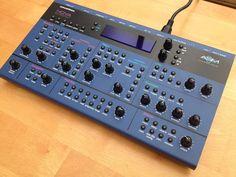 MATRIXSYNTH: Novation Nova Desktop Synthesizer and Vocoder