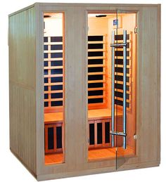 Buy Luxo Valo 3 Person Infrared Sauna (3S) Online Australia