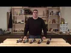 Lee Valley Tools - Custom Bench Planes - New from Veritas