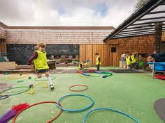 The Hayes Primary School w Londynie | Hayhurst and Co
