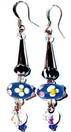 Women's Earrings I Am Rejoicing by ANenaJewelry on Etsy, $29.00