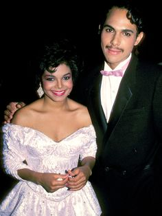 The marriage and annulment of Janet Jackson & James DeBarge