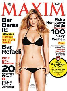 Motion App, Maxim Cover, Maxim Magazine, Bar Refaeli, Girls World, Bikini Pictures, Covergirl, Love Her, Autos