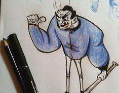 "Check out new work on my @Behance portfolio: ""Sketch cartoon blue"" http://be.net/gallery/60341869/Sketch-cartoon-blue"