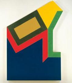 Frank Stella : Moultonville II  Art Experience NYC  www.artexperiencenyc.com
