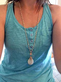 Fibi & clo necklace
