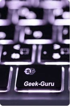 Geek Guru Website
