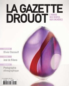 Gazette Drouot N°13 du 3 avril 2015. #ArtMarket