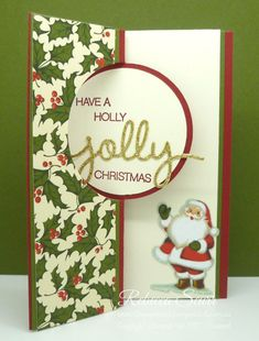 12 weeks of Christmas - Week 3 - Holly Jolly Greetings, Christmas Greetings thinlits, Holiday Fancy Foil Designer Vellum, Home for Christmas DSP - Rebecca Scurr - Independent Stampin' Up! demonstrator - www.facebook.com/thepaperandstampaddict
