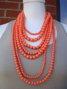 Modern Day Pearls Necklace, $29.99