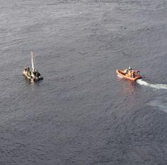 Crucero de Carnival rescata 16 balseros cubanos en el Golfo de México