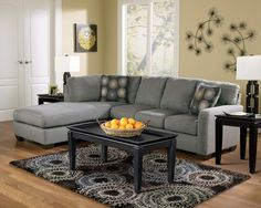grey sectional couch  the couch we are looking at : piedmont sectional - Sectionals, Sofas & Couches