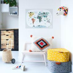 School holiday are starting soon so here is a crazy fact to tell your kids to keep them entertained (we have more to come ;)) - Did you know - Australia is wider than the moon. Kids Wall Decals, Wall Stickers Home, Kids World Map, Kids Education, Home Collections, Neutral, Kids Rugs, Bedroom Inspiration, Toddler Boys