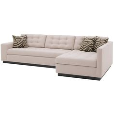 Discover The Beauty And Unique Styling Of The Durham Sectional By Flores  Design Furniture Now Available
