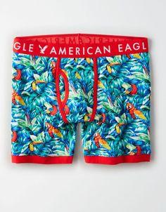 Pack of 2 Mens Premium Performance Boxer Brief Underwear Christmas Deer