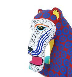 Luis Pablo: Impressive Jaguar | Sandia Folk✖️No Pin Limits✖️More Pins Like This One At FOSTERGINGER @ Pinterest✖️