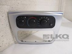 awesome Chrysler Sebring Stratus Manual Climate AC Heater Control wBezel OEM LKQ - For Sale View more at http://shipperscentral.com/wp/product/chrysler-sebring-stratus-manual-climate-ac-heater-control-wbezel-oem-lkq-for-sale/
