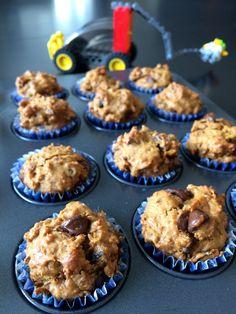 Mini muffins dattes et mélasse - Famille et tofu Mini Muffins, Tofu, Granola Cookies, Muffin Bread, Biscuit Cookies, Muffin Recipes, Vegan Desserts, Biscuits, Brunch