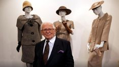 Pierre Cardin, father of fashion branding, dies at 98 - SABC News - Breaking news, special reports, world, business, sport coverage of all South African current events. Africa's news leader. Pierre Cardin, Jean Paul Gaultier, European Fashion, Timeless Fashion, Sell Designer Clothes, Lacoste, Moscow Red Square, Paris Chic, New Africa
