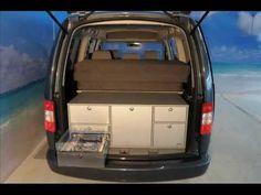 VanEssa Mobilcamping - Camping Ausbau für Deinen Van - T5, T6, Mercedes u.v.m.-VanEssa Küchenmodul - Campingausbau für deinen Caddy