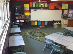 Learning spaces: caves, watering holes and campfires.