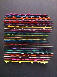 3D color art