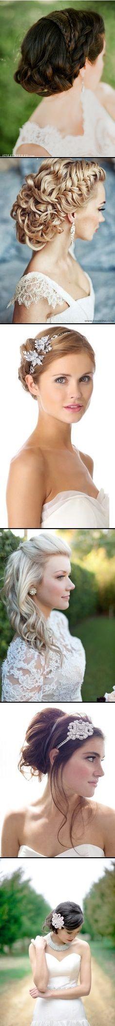 Wedding hair Style -