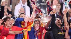 2009. El Barça de Guardiola gana la tercera Copa de Europa en Roma