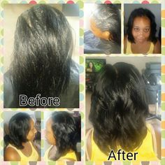 Relaxer, Color, Trim & Style