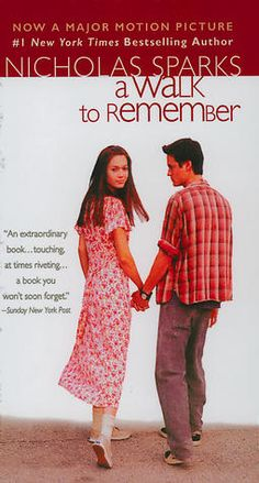 A Walk to Remember. One of the best movies ever made! I love Mandy Moore! Best movie !!!!!!